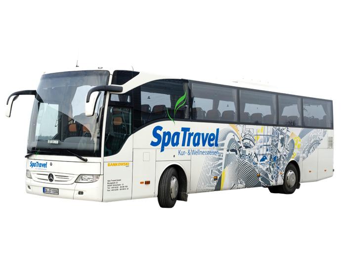 MERCEDES TOURISMO 49 spa travel